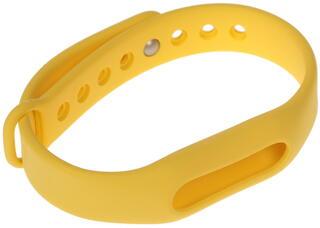 Ремешок для Xiaomi Mi Band желтый