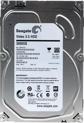 3 ТБ Жесткий диск Seagate Video 3.5 HDD [ST3000VM002]