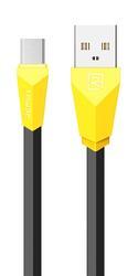 Кабель Remax Alien USB 2.0 - micro USB черный