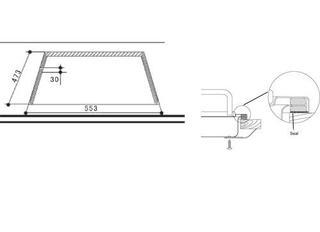 Газовая варочная поверхность Midea Q414SFD