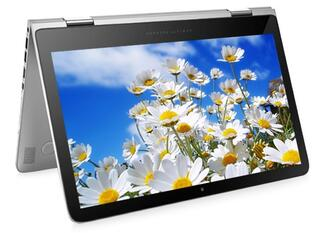 "13.3"" Ноутбук HP Spectre x360 13-4104ur серебристый"