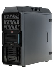 Корпус InWin BUC668BL черный