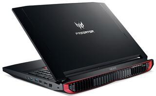 """17.3"""" Ноутбук Acer Predator 17 X GX-791-72EE черный"""