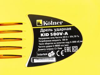 Дрель Kolner KID 580V-A