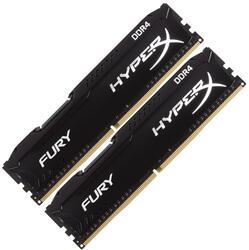 Оперативная память Kingston HyperX FURY Black Series [HX421C14FBK2/8] 8 Гб