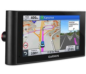 GPS навигатор Garmin NuviCam LMT Rus