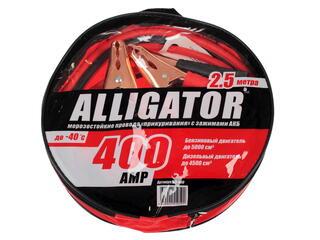 Cтартовые провода Autoprofi Аллигатор BC-400