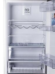 Холодильник с морозильником BEKO RCNK365E20ZX серебристый