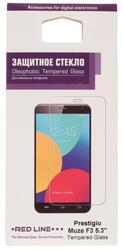 """5.3"""" Защитное стекло для смартфона Prestigio Muze F3"""