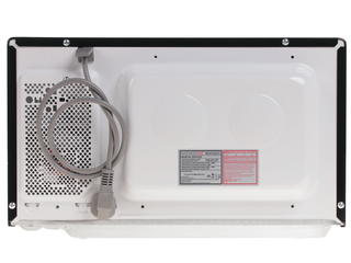 Микроволновая печь Daewoo KOR-6L4B черный