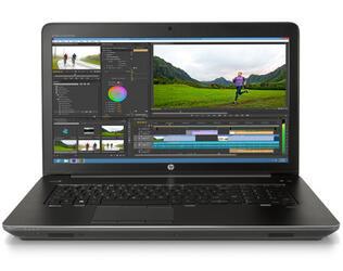 """17.3"""" Ноутбук HP ZBook 17 G3 черный"""