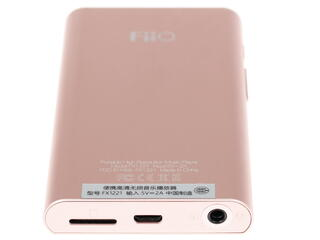 Hi-Fi плеер Fiio X1-II X1-II Rose Gold розовый
