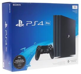 Игровая приставка PlayStation 4 Pro