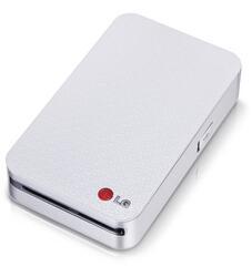 Принтер струйный LG Pocket Photo PD233T