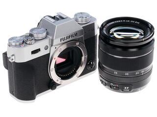 Камера со сменной оптикой FujiFilm X-T10 kit 18-55mm