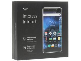 "5"" Смартфон Vertex Impress InTouch 3G 8 ГБ черный"