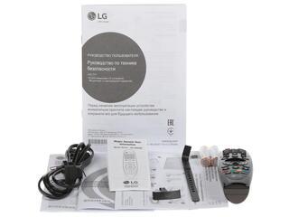 "43"" (108 см)  LED-телевизор LG 43UH671V черный"