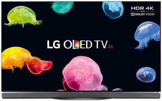 """65"""" (165 см)  OLED-телевизор LG OLED65E6V прозрачный"""
