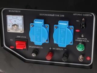 Бензиновый электрогенератор RedVerg RD-G3600N