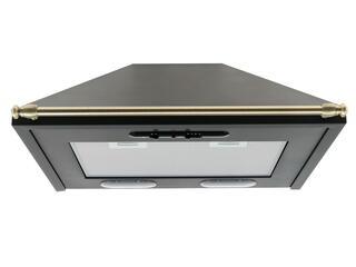 Вытяжка каминная ELIKOR Вента 60П-430-П3Л черный, золотистый