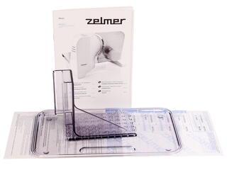 Ломтерезка Zelmer 493.5 silver серебристый