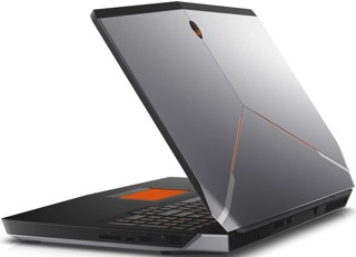 "17.3"" Ноутбук Alienware 17 R3 A17-1622 серый"