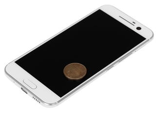 "5.2"" Смартфон HTC 10 32 ГБ серебристый"