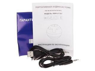 Портативная аудиосистема Rolsen RBM-611BT