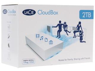 Сетевое хранилище LaCie CloudBox [LAC9000343EK]