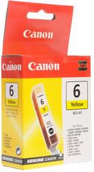 Картридж струйный Canon BCI-6Y