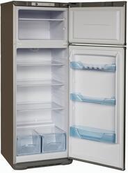 Холодильник с морозильником Бирюса Б-М135 серебристый