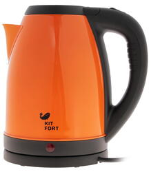 Электрочайник KITFORT КТ-602-5 оранжевый