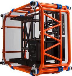 Корпус InWin D-Frame оранжевый