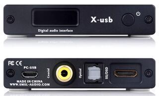 Усилитель для наушников SMSL X-USB