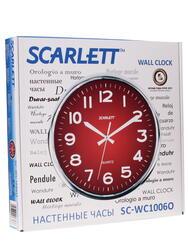 Часы настенные Scarlett SC - WC1006O