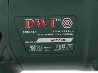Дрель DWT SBM-810