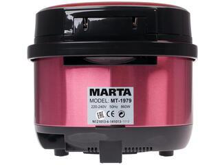 Мультиварка Marta MT-1979 красный