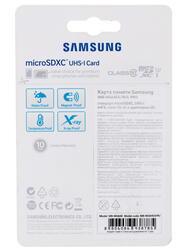 Карта памяти Samsung Pro microSDXC 64 Гб