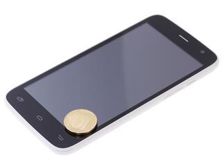 """5"""" Смартфон DEXP Ixion E150 Soul 4 ГБ белый"""