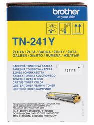 Картридж лазерный Brother TN-241Y