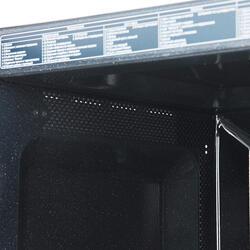 Микроволновая печь Samsung MS23F301TQW серебристый