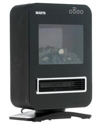Электрокамин Marta MT-2450 черный