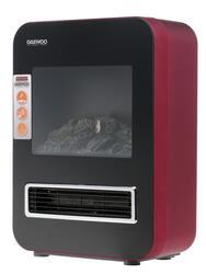 Электрокамин Daewoo Electronics DFPH-2030 красный
