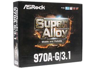 Материнская плата ASRock 970A-G/3.1