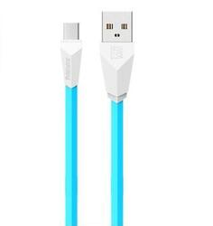 Кабель Remax Alien USB 2.0 - micro USB синий