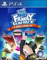 Игра для PS4 Hasbro Family Fun Pack