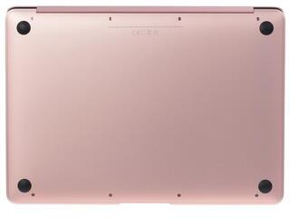 "12"" Ноутбук Apple MacBook (MMGM2RU/A) розовый"