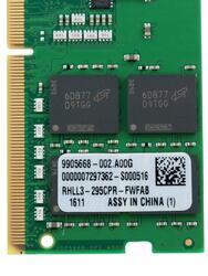 Оперативная память SODIMM Kingston 8 ГБ