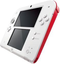 Портативная игровая консоль Nintendo 2DS  + New Super Mario Bros. 2