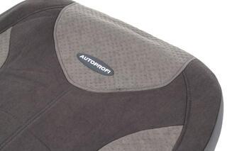 Чехлы на сиденье AUTOPROFI MATRIX MTX-1105 серый